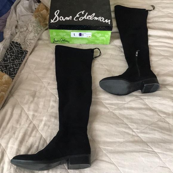 063e7a1136cf50 Sam Edelman Shoes - Over the knee Sam Edelman Paloma boots 7.5